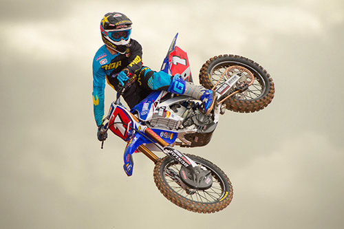 Cooper Webb Goes Wins 250 West Championship!